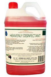 Heavenly Disinfectant