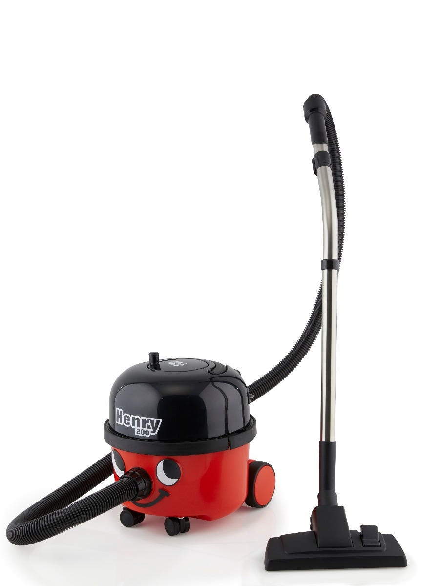Henry-Numatic vacuum cleaner