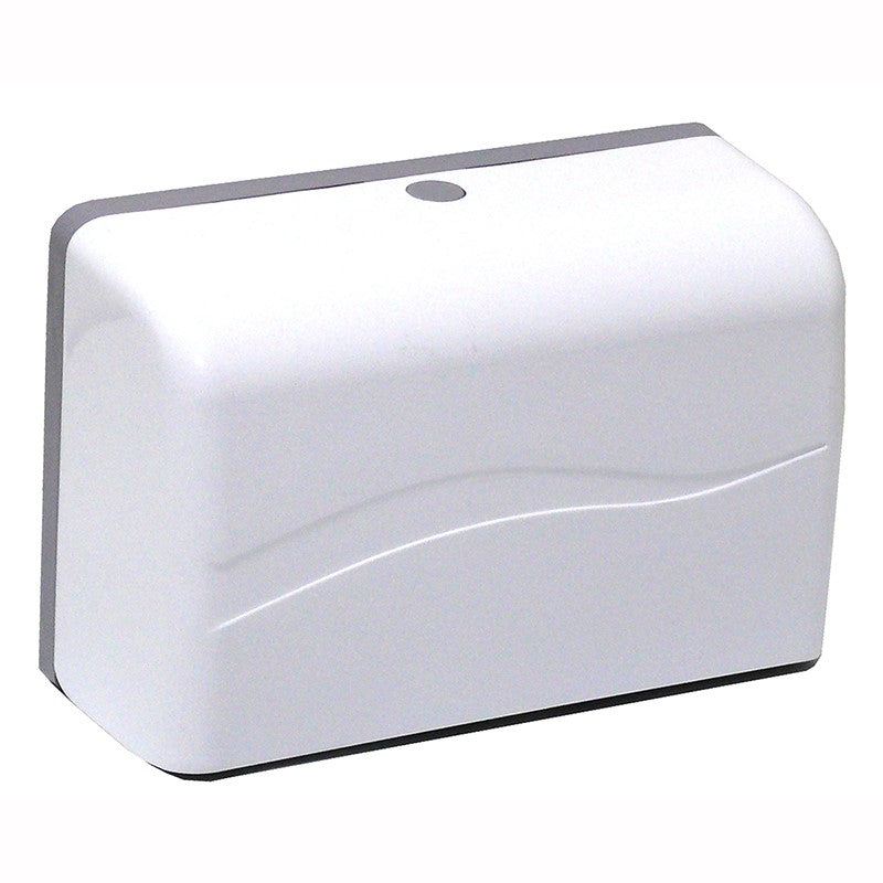 Interleave towel dispenser
