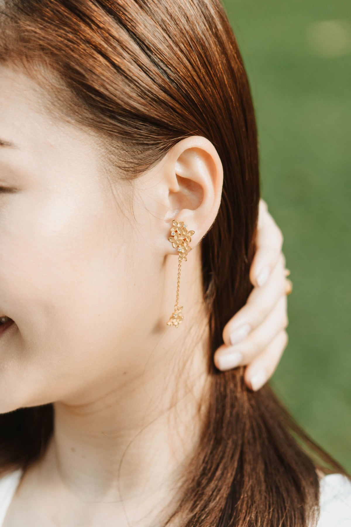 Ixora Drop Earrings