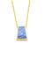 Pharaoh Long Necklace - Lapis Lazuli