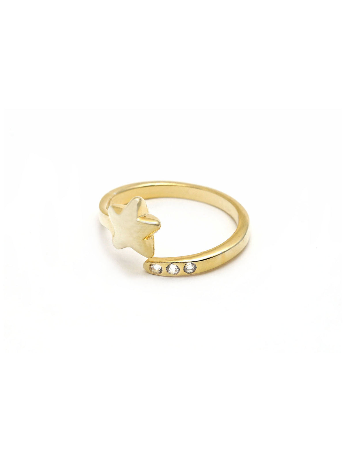 Sparkle Ring - Gold