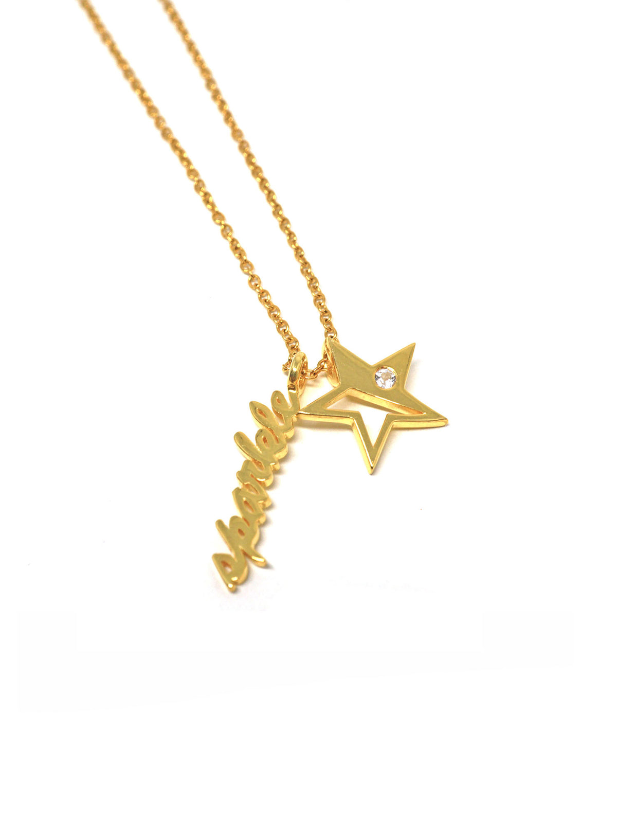 Sparkle Necklace - Gold