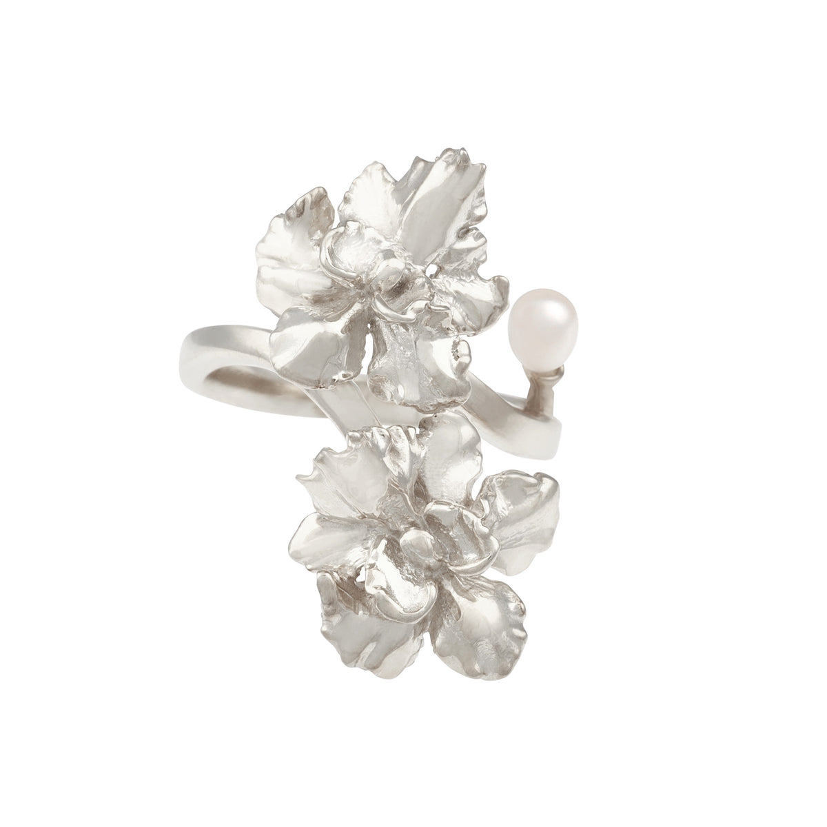Orchid Duo Ring