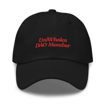 Load image into Gallery viewer, UWL DAO Member Cap