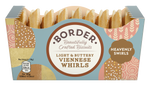 Border Biscuits - Light & Buttery Viennese Whirls 150g-The Green Berry