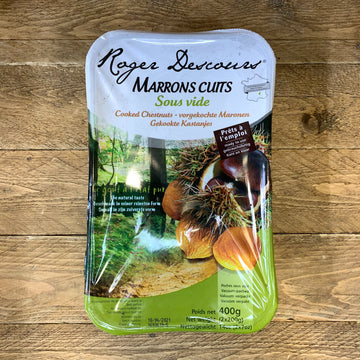 Vacuum Packed Cooked Chestnuts 400g