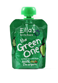 Ella's Kitchen - Organic Smoothie The Green One 90g