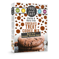 Free & Easy Gluten Free Brownie Mix (350g).