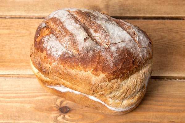 Finesse Bakery - Fresh White Farmhouse Loaf 400g