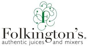 Folkington's Squeezed Fresh Orange Juice 1ltr-The Green Berry