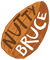Nutty Bruce Unsweetened Activated Almond Milk 1Ltr.