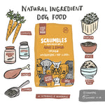 Scrumbles - Adult & Senior Chicken Flavour Dry Dog Food 2kg