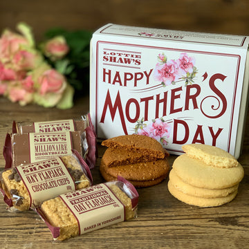 Lottie Shaw's - Mother's Day Tin Of Baked Treats- 30% OFF!