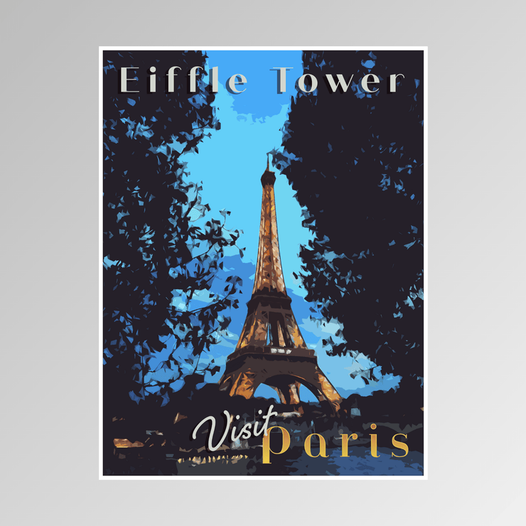 Paris, France - Adler Prints