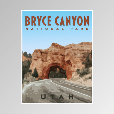 Bryce Canyon, Utah - Adler Prints