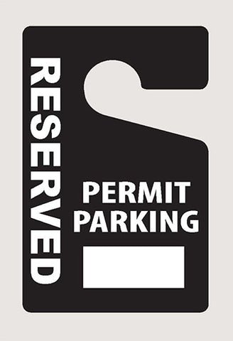 "Hang Tags 2.75x4.25"" - Reserved"