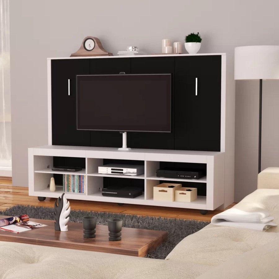 Murphy Bed With Built In Tv Entertainment Center Smart Space Saving Beds