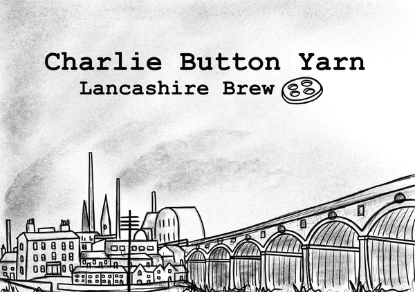 Charlie Button Yarns - Lancashire Winter Hat Kits