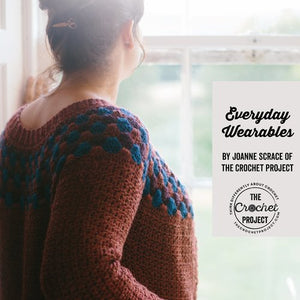 Everyday Wearables by Joanne Scrace of The Crochet Project