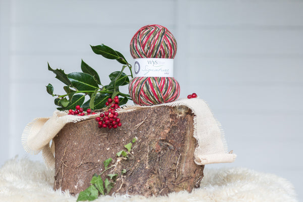 WYS - Signature 4ply - Christmas