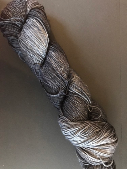 byMirandaMae Yarns - 75/25 Merino Nylon - 4Ply