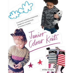 Junior Colour Knits by Erika Knight
