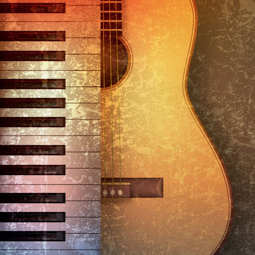 Keyboard/Guitar