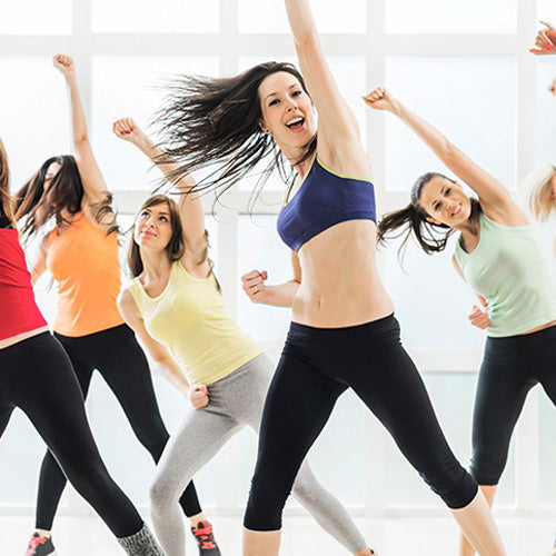 Zumba - 36 classes (Validity - 150 days)