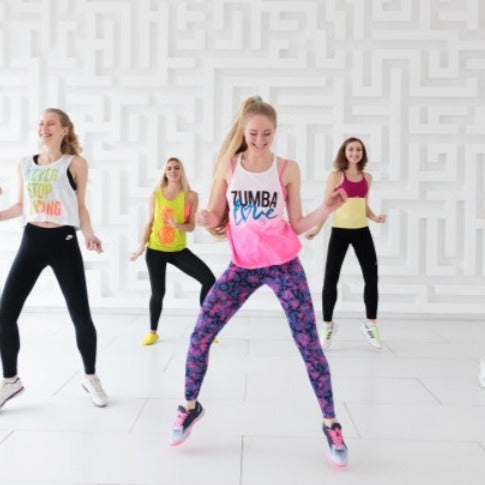 Zumba - 8 classes (Validity - 30days)