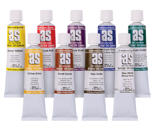 Art Spectrum Oil Paint 40ml (1 of 2)
