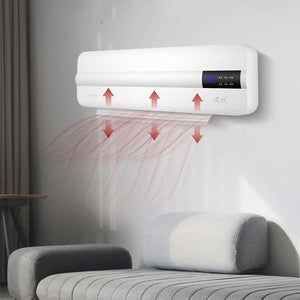 The Wild Crave Air Conditioner & Heater Electric Wall Mounted Heater Air Conditioner All Weather AC with Dual Mode