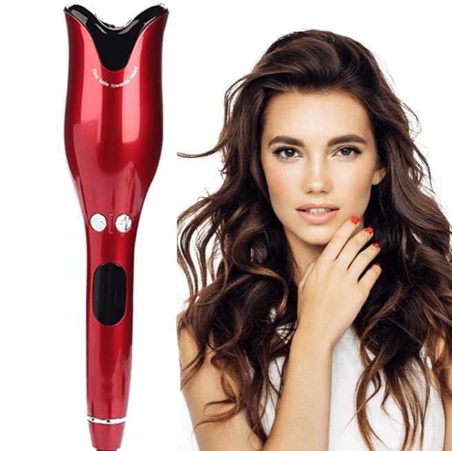 The Wild Crave Curling Iron Automatic Hair Curling Iron Creative Curve and Curl 2020 | Wild Crave