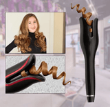 The Wild Crave Curling Iron Black Automatic Hair Curling Iron Creative Curve and Curl 2020 | Wild Crave