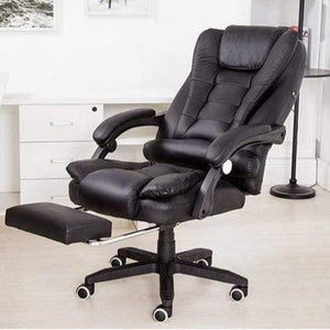 The Wild Crave Office Chair Fabric Adjustable Heated Massage Recliner Office/Home Chair | Wild Crave