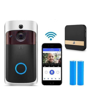 WildCrave doorbell Wifi Wireless Doorbell Smart Video Camera | Wild Crave