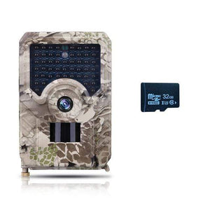 WildCrave Russian Federation / with 32G Card 1080P HD Waterproof Hunting Camera Trail Camera Motion Detection Infrared Camera Wildlife Surveillance Camera Photo Traps