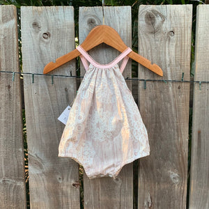 Baby Girl Handmade Playsuit Broome