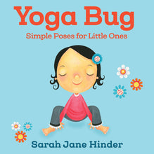 Load image into Gallery viewer, Yoga Bug - Simple Poses for Little Ones