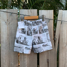 Load image into Gallery viewer, Handmade Boys Shorts Broome