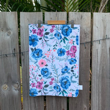 Load image into Gallery viewer, Handmade baby blanket floral broome