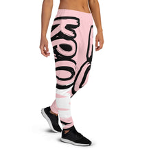 "Load image into Gallery viewer, ""Keoma Pink"" Women's Joggers"