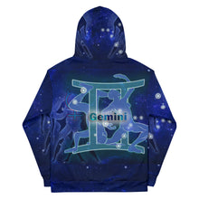 "Load image into Gallery viewer, ""Gemini"" Unisex Hoodie"