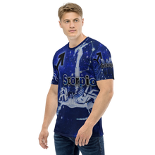 "Load image into Gallery viewer, ""Scorpio"" All Over Men's T-Shirt"