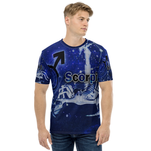 """Scorpio"" All Over Men's T-Shirt"