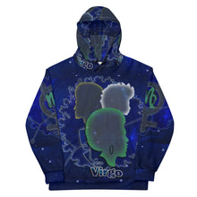 "Load image into Gallery viewer, ""Virgo"" Unisex Hoodie"