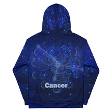 "Load image into Gallery viewer, ""Cancer"" Unisex Hoodie"