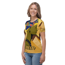 "Load image into Gallery viewer, ""Queen Nefertiti"" Women's T-shirt"