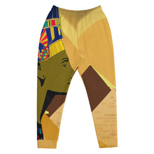 "Load image into Gallery viewer, ""Queen Nefertiti"" Men's Joggers"