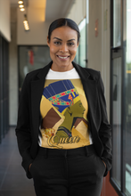 "Load image into Gallery viewer, ""Queen Nefertiti"" Unisex T-Shirt"